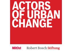 Actors of Urban Change - MitOst