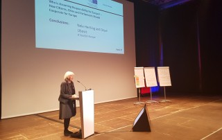 A Soul for Europe Conference 2017 Closing Remarks by Nele Hertling