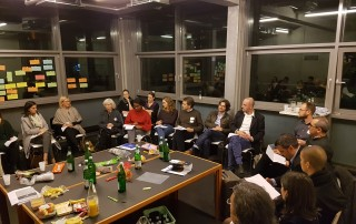 A Soul for Europe Conference 2017 Strategy Group Meeting