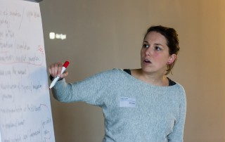 A Soul for Europe 2017 Workshop #DialogueOnEurope – New Ideas for Migration Policy Das Progressive Zentrum