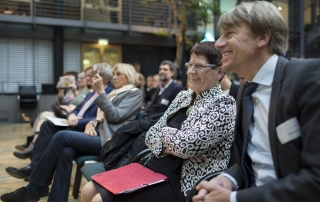 Rita Süssmuth and Michael Thoss at A Soul for Europe Conference 2016 | Picture: seesaw-foto.com