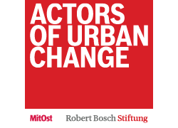 Actors of Urban Change - MitOst