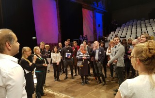 A Soul for Europe Conference 2017 Workshop European Cities From the Bottom-Up – New Responses From Civil Society and Local Administration