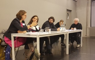 A Soul for Europe Conference 2017 Workshop Creating Active Citizenship: The Notion of Civil Society and Culture in Belgrade and Amsterdam